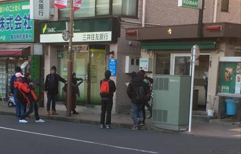 亀有駅前交番
